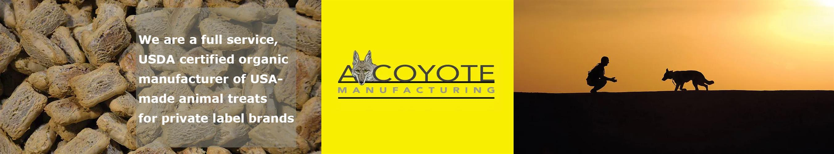 A. Coyote Manufacturing (Max & Ruffy's)