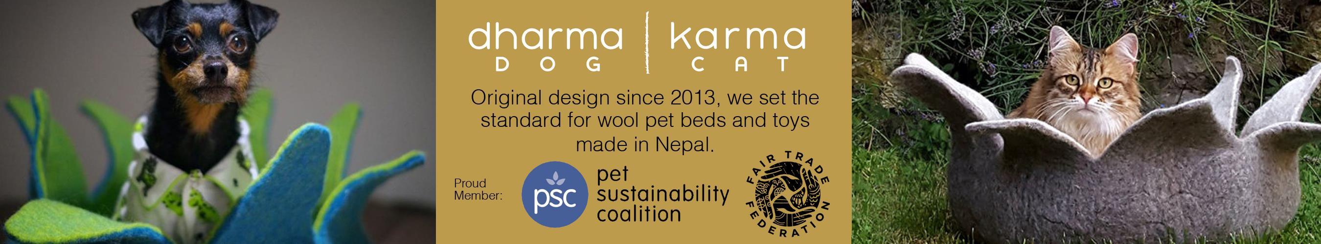 Dharma Dog Karma Cat®