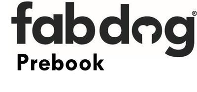 fabdog® prebook