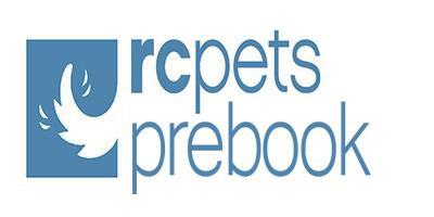 RC Pets Prebook
